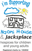 I'm Supporting Naomi House & Jacksplace